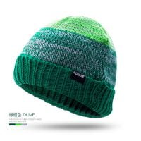 Windproof Thick Warm Knitted Running Cap AONIJIE m-25